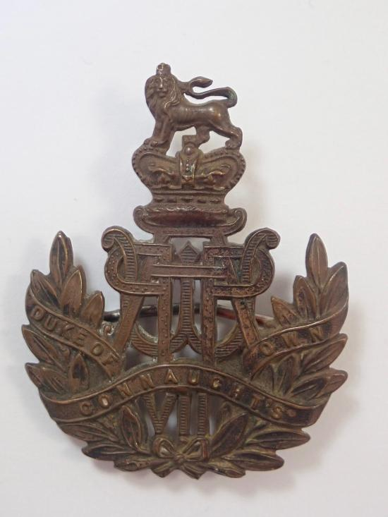 7th Duke of Connaughts Own Rajputs Victorian Pagri Badge.
